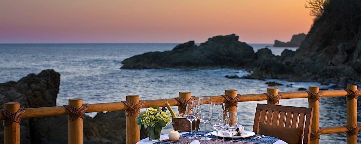 5 hoteles secretos con la mejor vista al mar