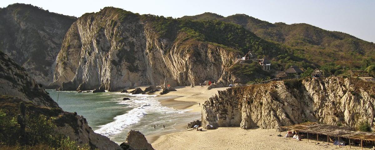 6 playas paradisíacas ideales para acampar