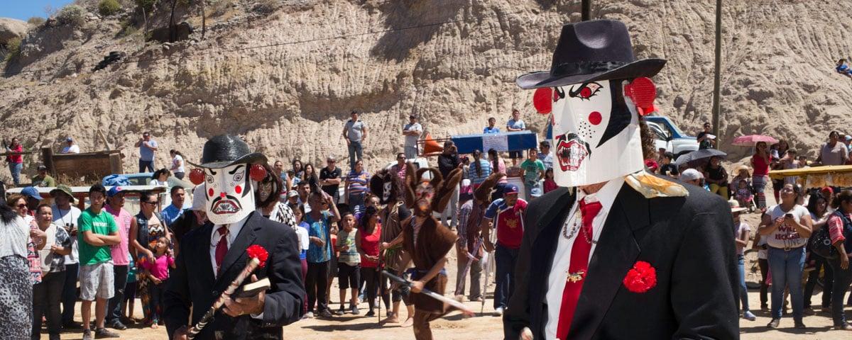 Semana Santa en Santa Rosalía, BCS. ¡Checa qué imágenes!