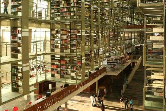 Facebook/Biblioteca José Vasconcelos