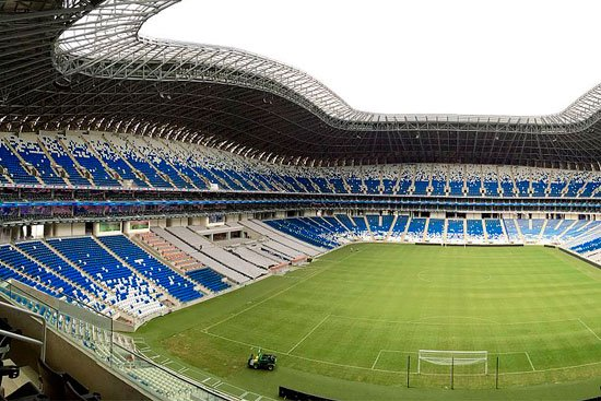 Estadio BBVA Bancomer / Wikimedia Commons