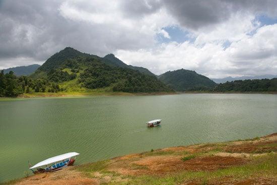 Pasea por las presas de Huauchinango / Marcos Ferro