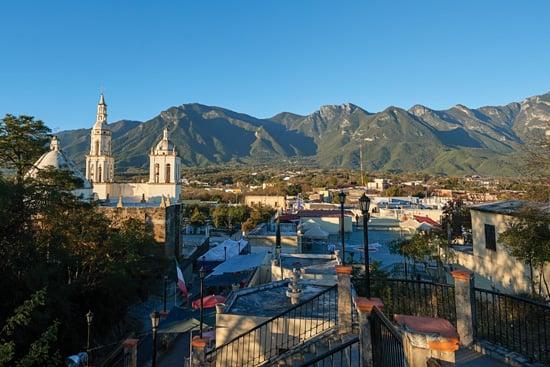 Pueblo Mágico de Santiago / Diego Huerta