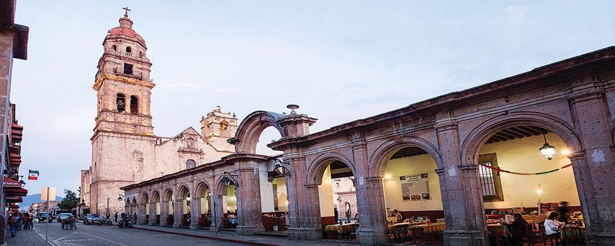 Las 10 mejores ciudades mexicanas para recorrer a pie