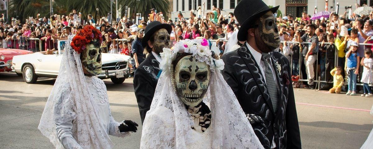 Ya viene la Mega Procesión de las Catrinas en Reforma