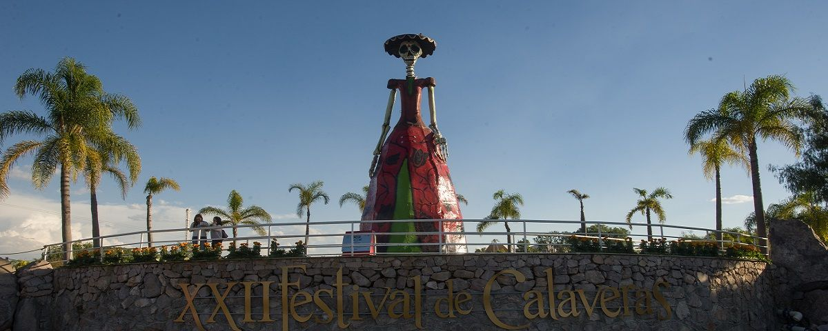 Festival de Calaveras en Aguascalientes