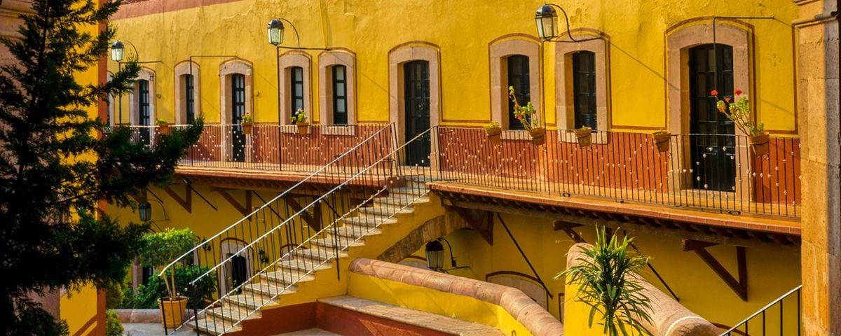 Hoteles embrujados en México ¿Te atreves a hospedarte en alguno?