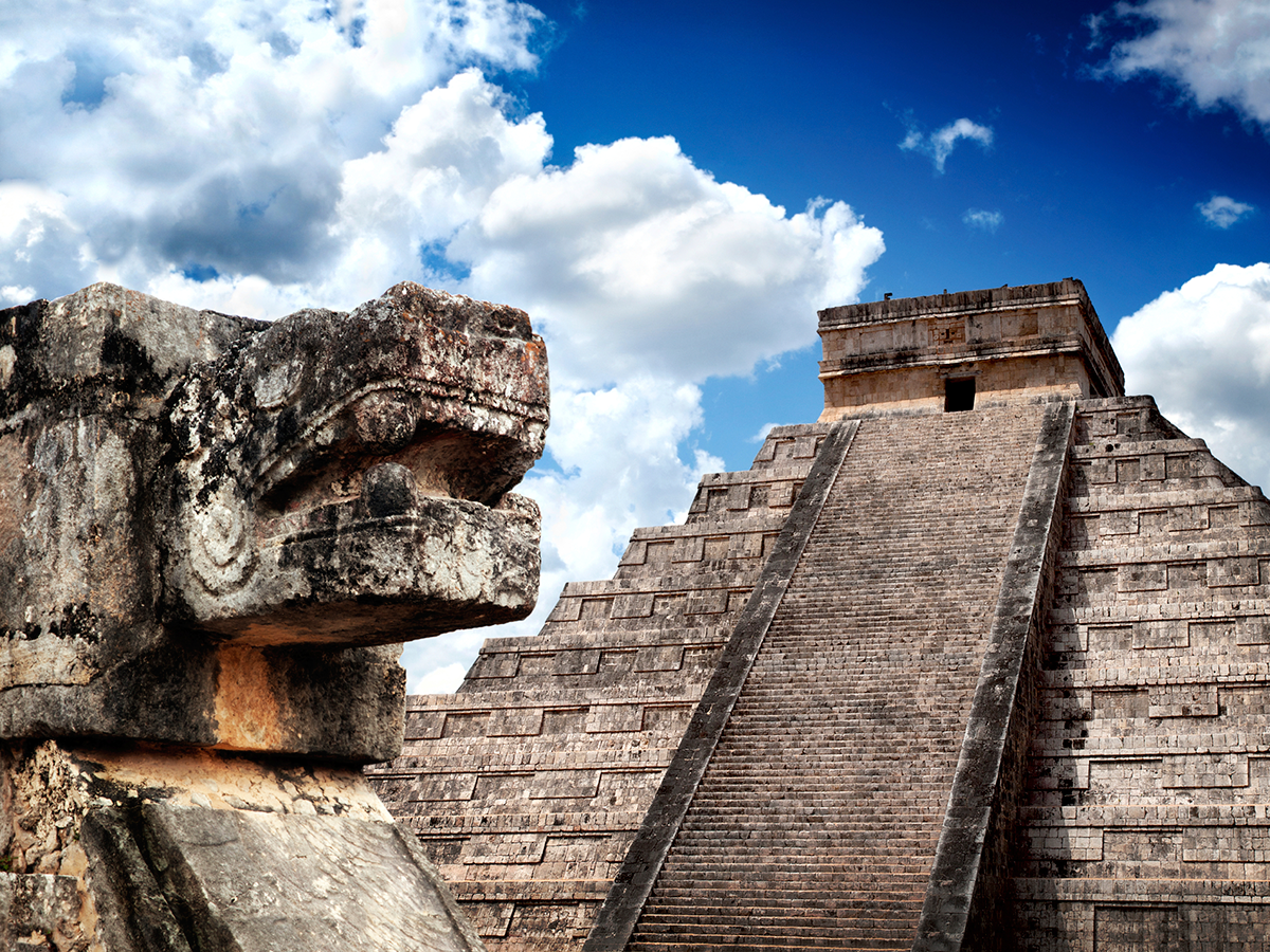 Chichen Itza: The Mystery of the Serpent