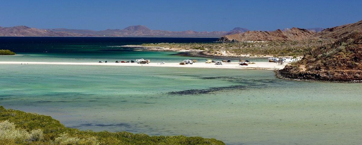 Requesón, la playa secreta de Baja California Sur