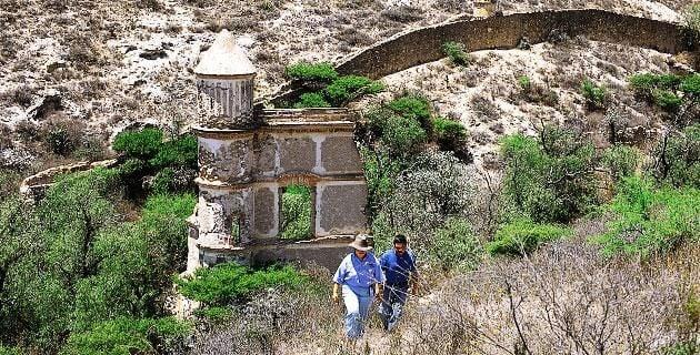 Aventura en el noreste de Guanajuato