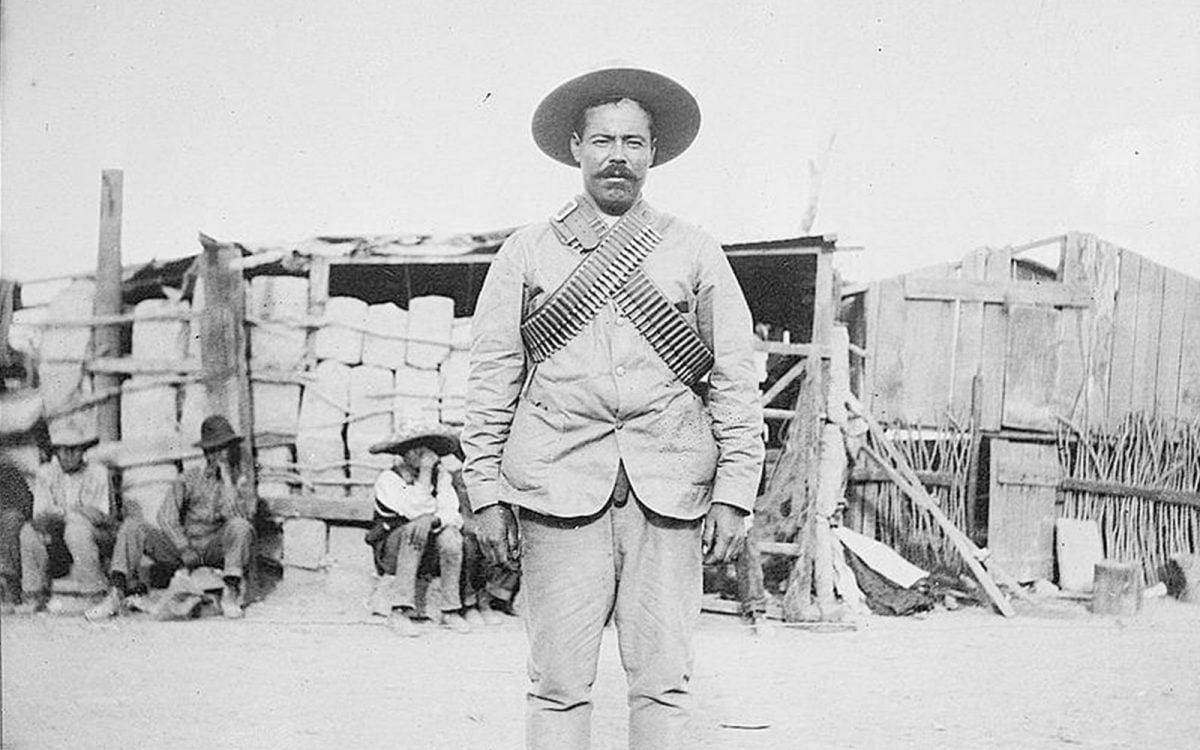La cueva donde se ocultó Pancho Villa