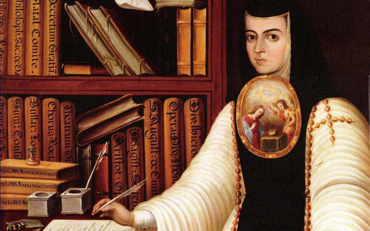 Sor Juana Inés de la Cruz: biografía de 1648-1695