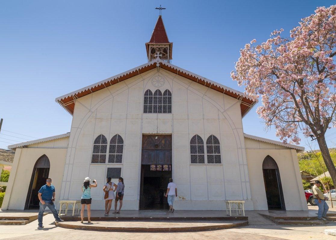 La Iglesia de Santa Rosalía, ¿una obra de Eiffel? | México Desconocido