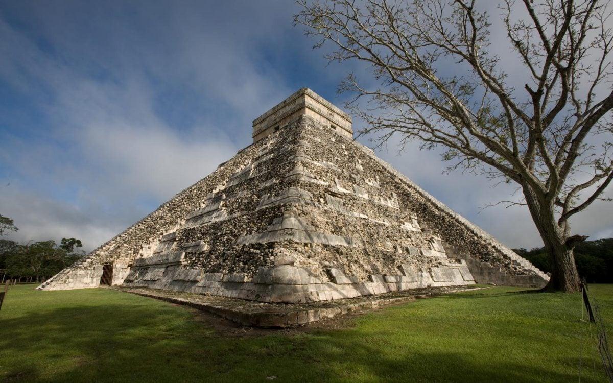 El esplendor de Chichén Itzá, muestra de la cultura maya
