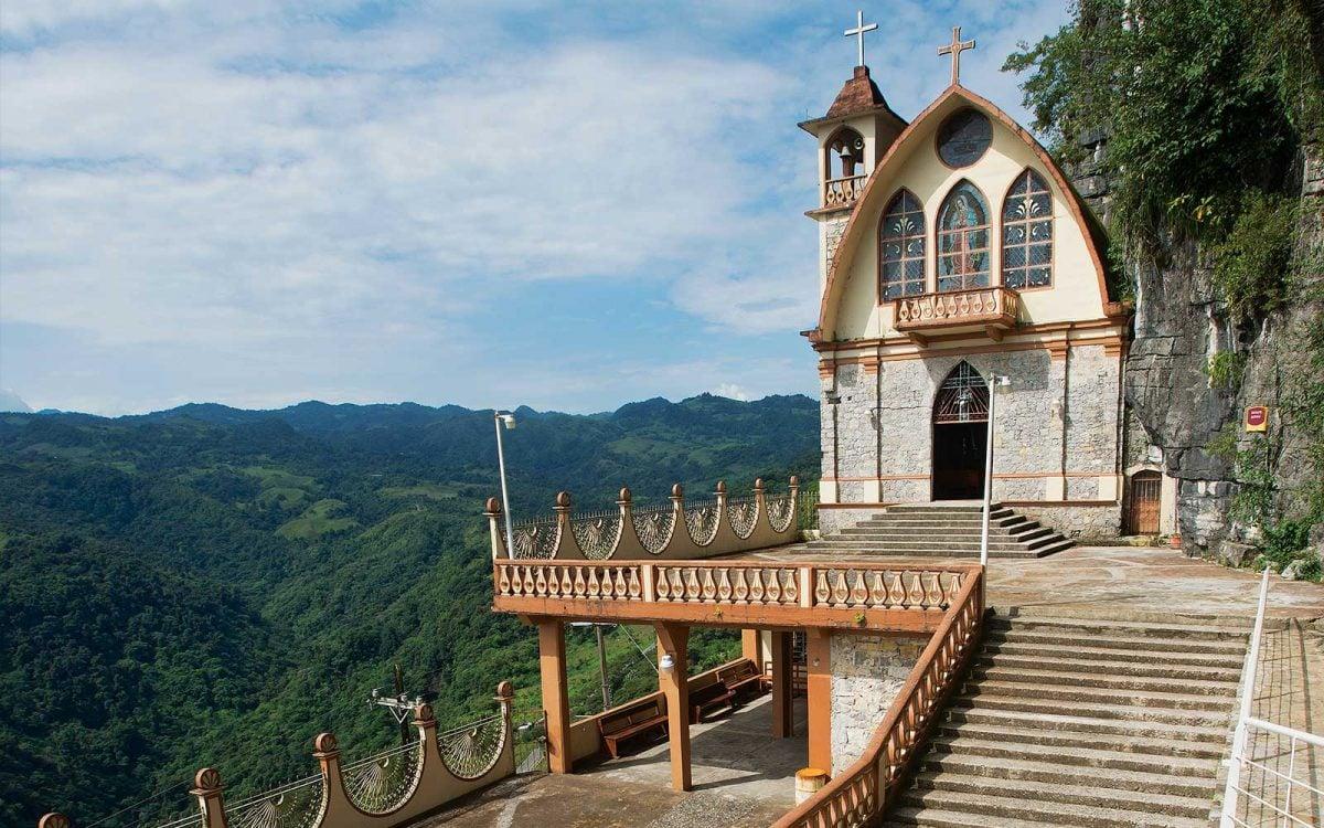 Jonotla: Un tesoro cultural y natural en las montañas de Puebla