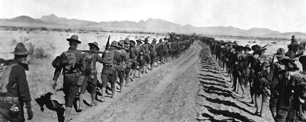 El día que EUA invadió México para cazar a Pancho Villa