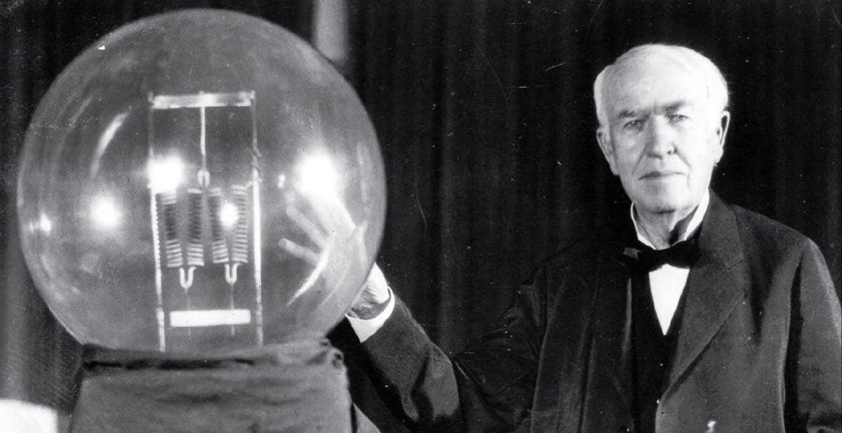 ¿Thomas Alva Edison era mexicano?