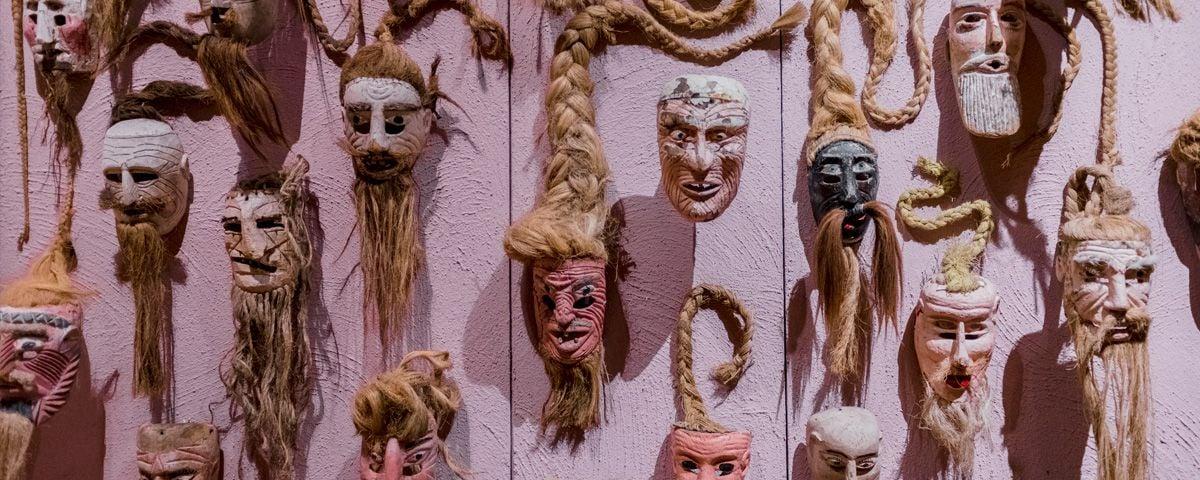 La colección de máscaras más grande del mundo está en Zacatecas