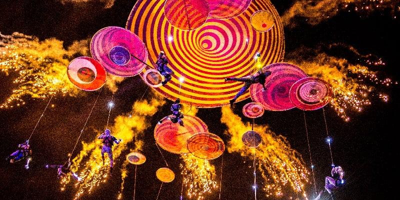 El Festival Internacional de Teatro de Calle de Zacatecas, un espectáculo de fuego y agua