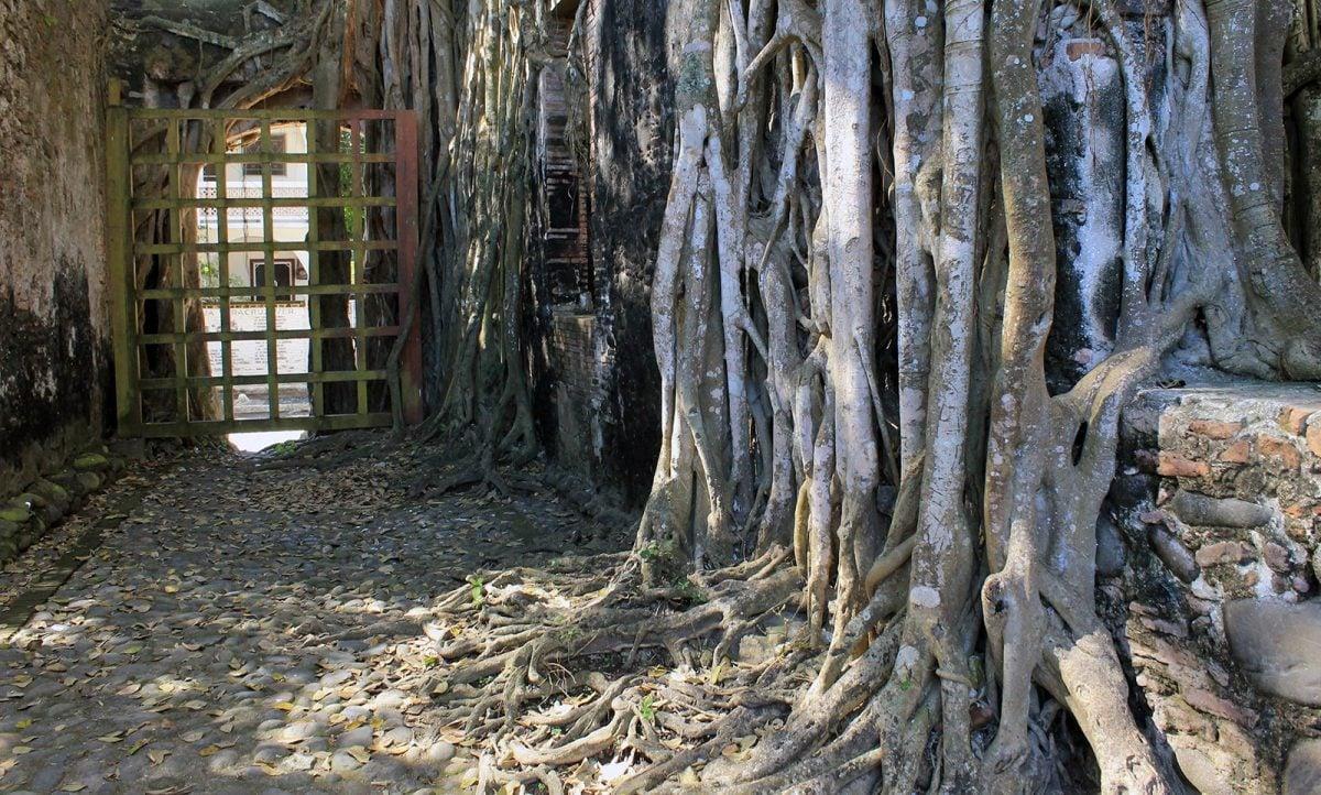 La increíble Casa de Cortés en La Antigua