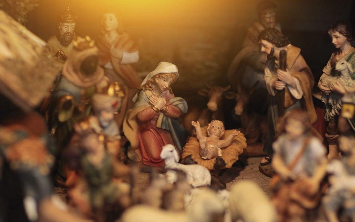 cómo hacer un nacimiento navideño, paso a paso.