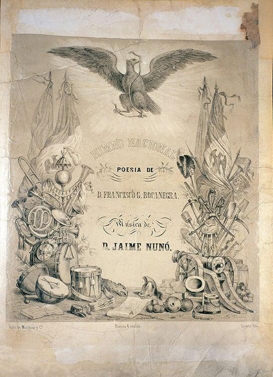 Himno Nacional Mexicano letra