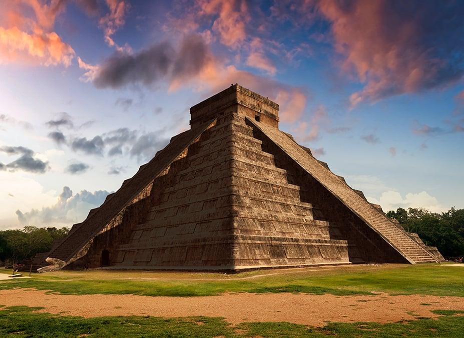 zonas prehispánicas: Chichén Itza