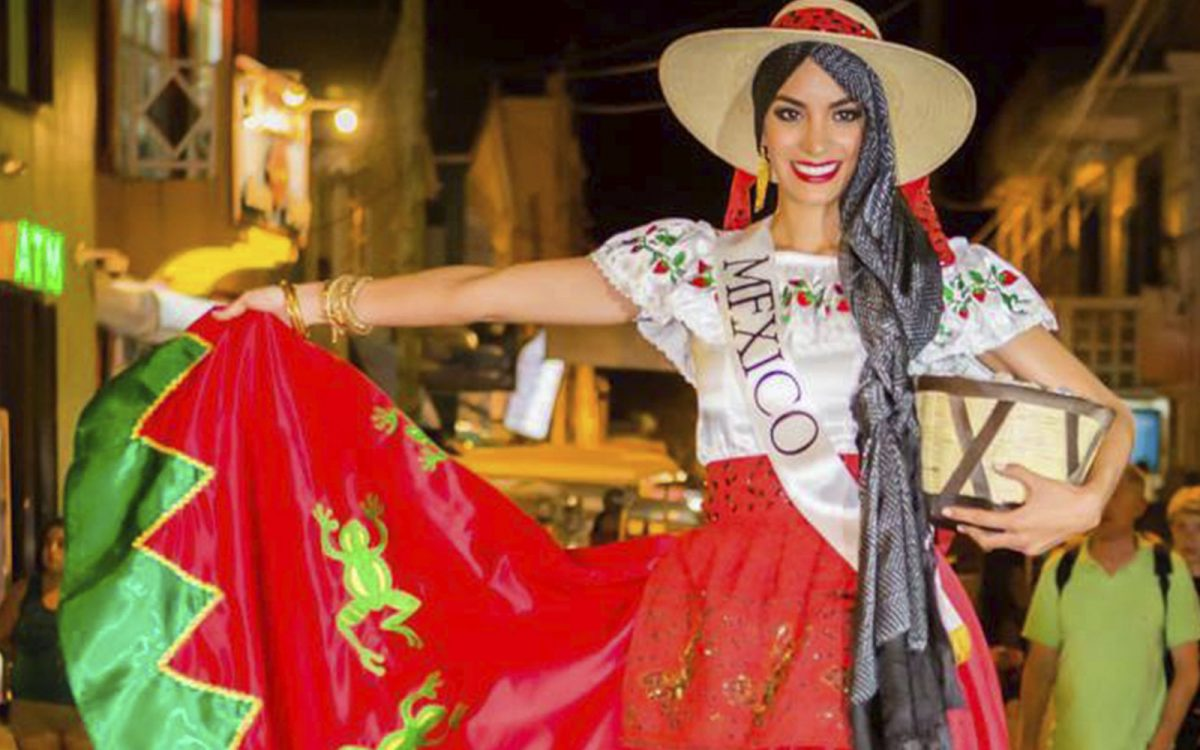 Trajes Típicos Mexicanos Conoce 11 De Estos Ajuares Por