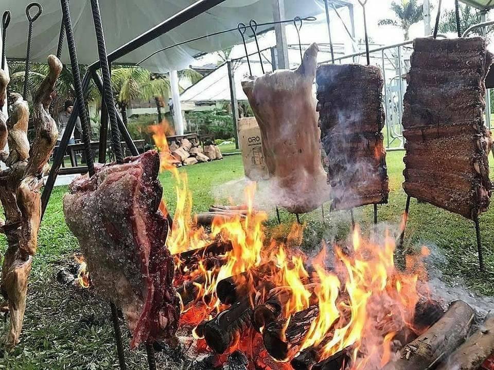 Val'Quirico prepara su Festival del Asado