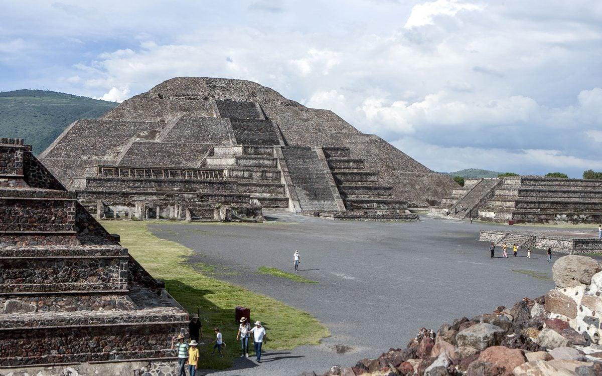Teotihuacan Paso A Paso Mexico Desconocido