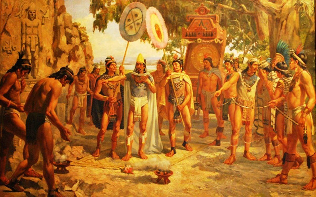 El Linaje De Moctezuma En La Nobleza Española México Desconocido