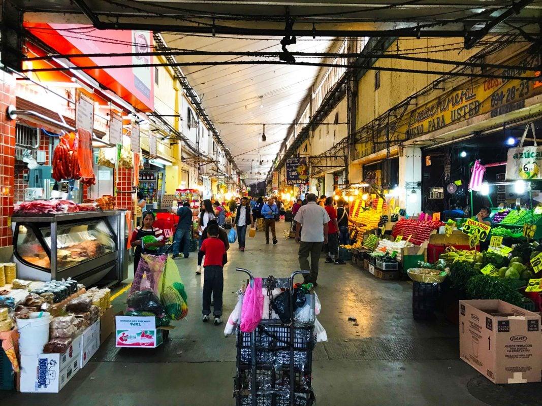 Recorre la Central de Abasto, el mercado más grande del mundo