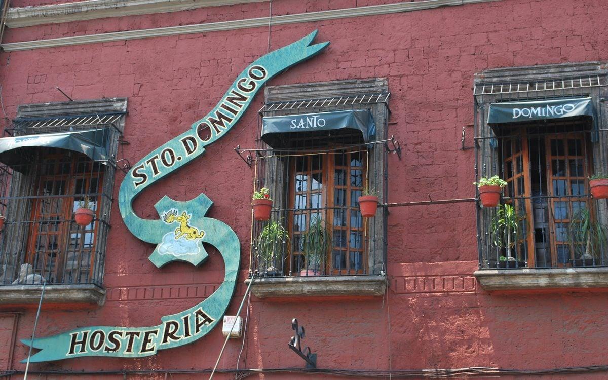 Hostería de Santo Domingo: el restaurante más antiguo de la CDMX