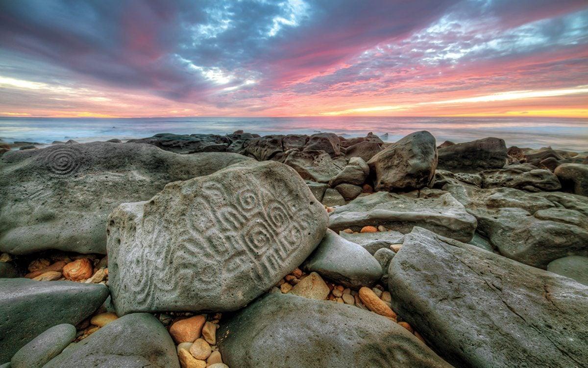 10 zonas arqueológicas cerca del mar