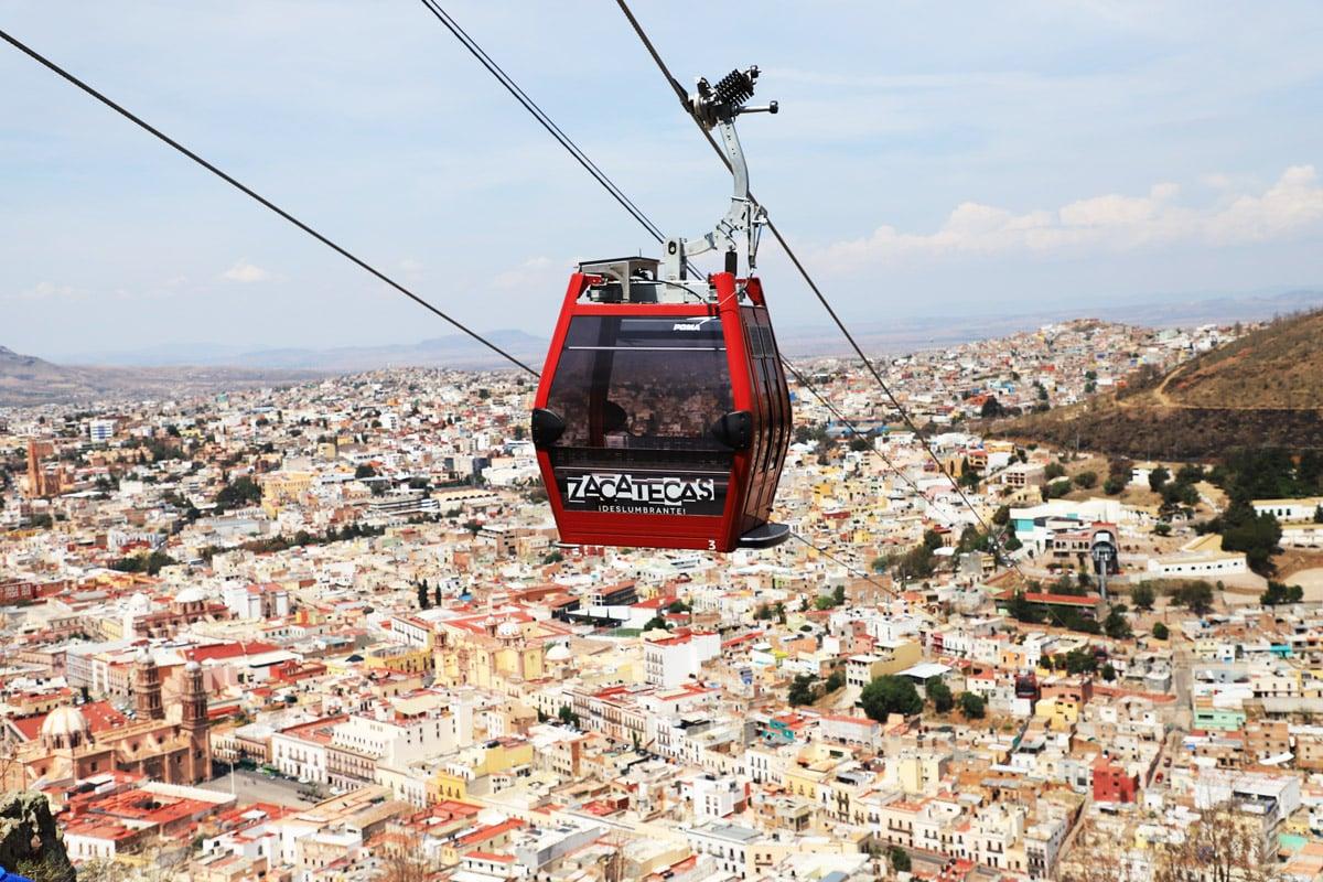 Regresa el teleférico de Zacatecas ¡conoce sus novedades!