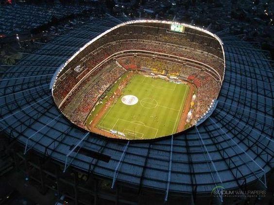 El Estadio Azteca, la máxima casa del futbol mexicano