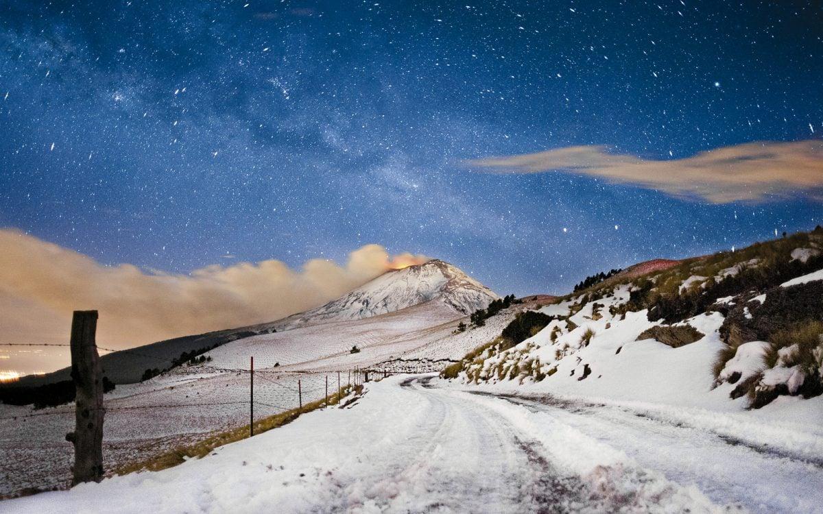 16 montañas que debes conocer en México