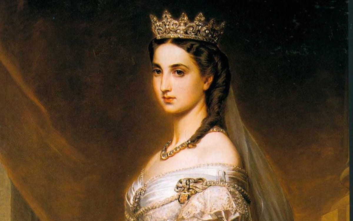 Carlota: la emperatriz de México