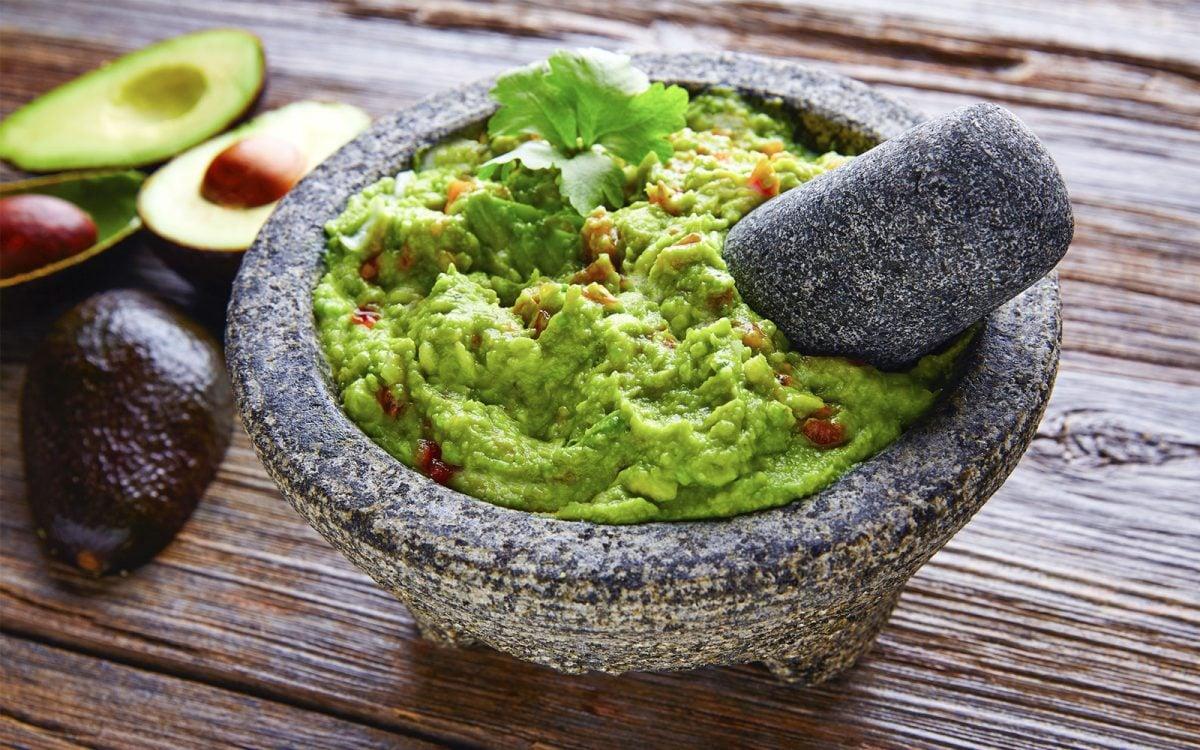Guacamole, una salsa de origen prehispánico que nos encanta
