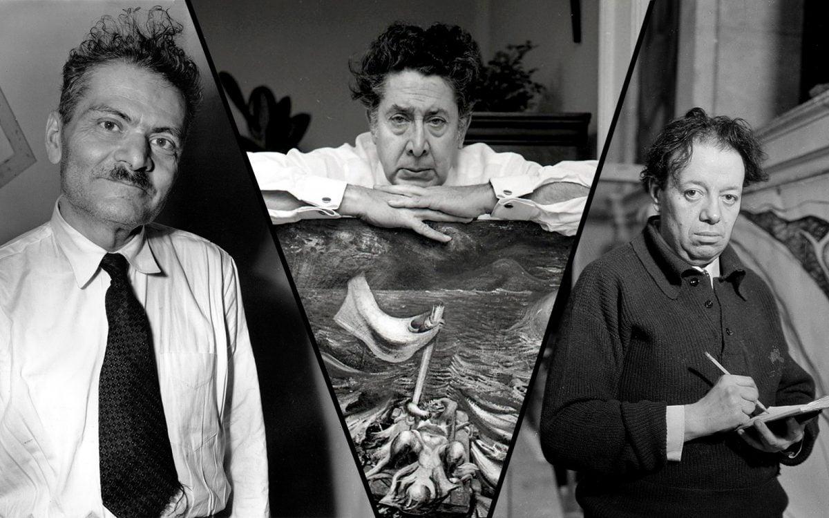 3 muralistas mexicanos que es indispensable conocer