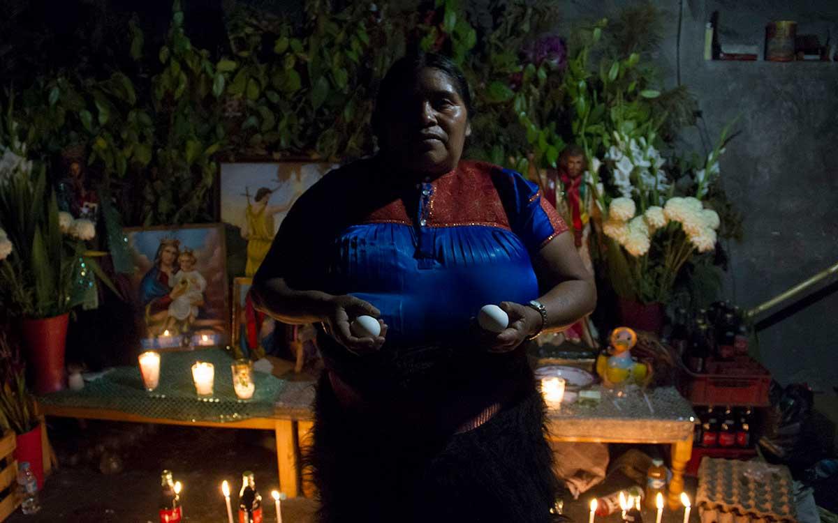 La limpia de San Juan Chamula que cura el espíritu