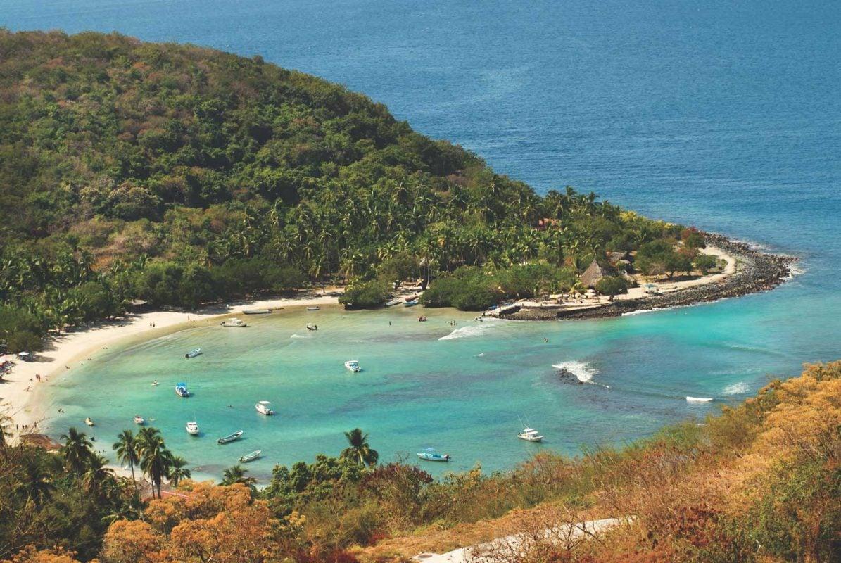18 playas de Guerrero, diversión a 5 horas de la CDMX