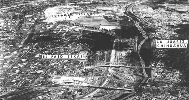 El Chamizal, el parque por el que pelearon EU y México durante cien años