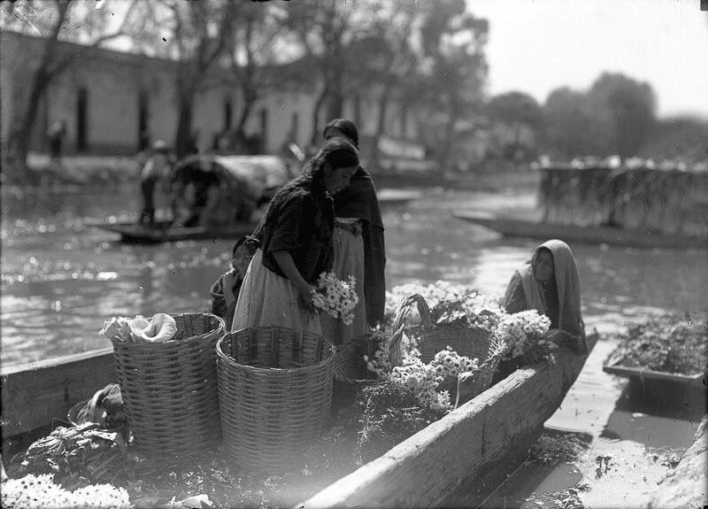 Antiguo Canal de la Viga: la Venecia mexicana