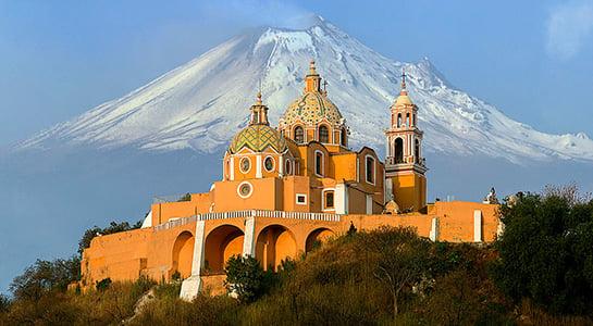 Es cierto que Cholula tiene 365 iglesias? | México Desconocido