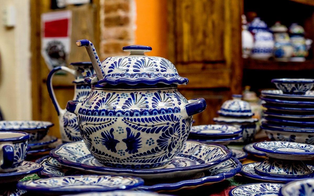 Talavera de Puebla, la artesanía favorita de los mexicanos