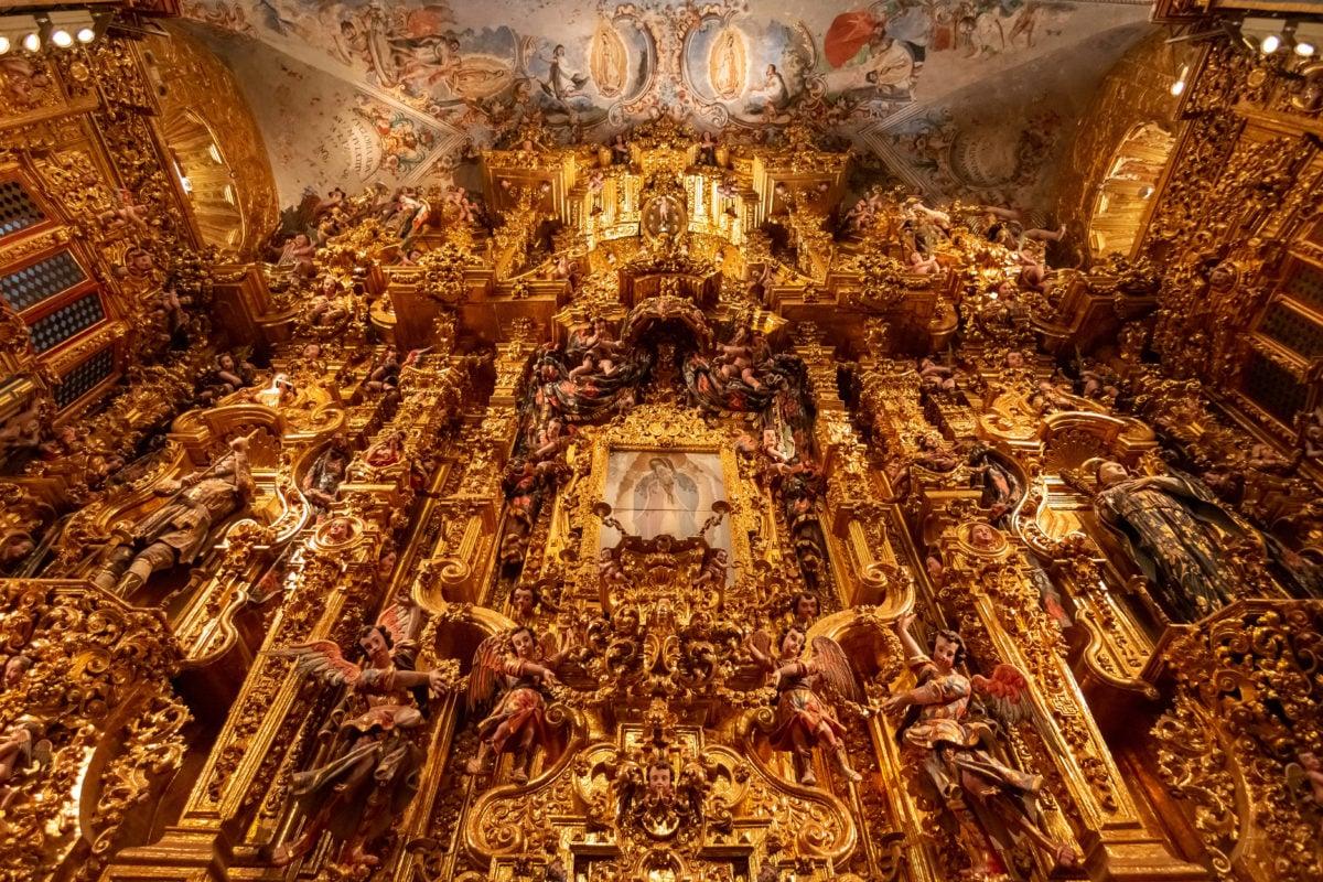 Iglesias en México que te dejarán sin aliento