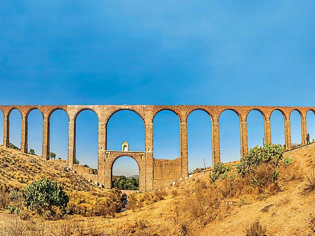 Acueducto del Padre Tembleque, Patrimonio de la Humanidad