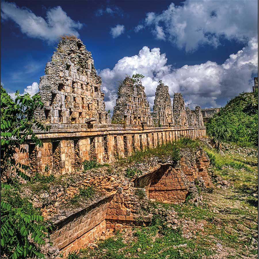 Uxmal y la ruta Puuc, Patrimonio Cultural de la Humanidad