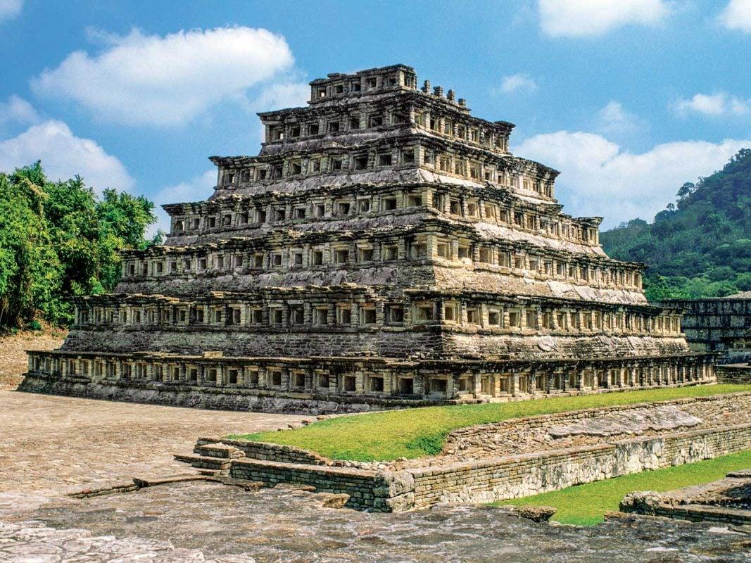 El Tajín, Patrimonio Cultural de la Humanidad